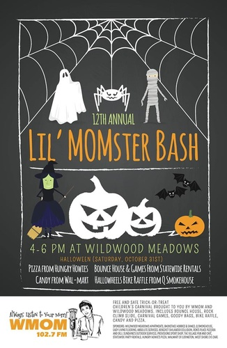 WMOM Lil Monster Mash