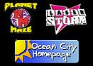 Planet Maze, Lasertron, and Lost Galaxy Golf