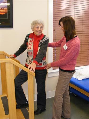 Next Step Rehab - bridging the gap between hospital and home