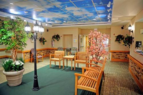 'Central Park' - part of Montefiore's Memory Care unit.
