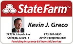 State Farm Insurance – Kevin Greco