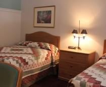 King Hotel room