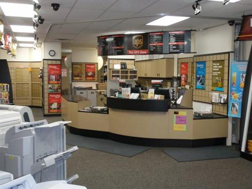 Our store is ready to serve your needs - 7 days a week. We even do Shredding and Scanning.