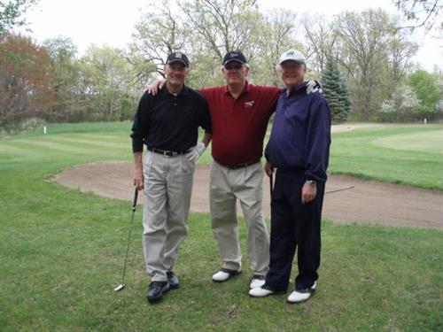 Bob Schlichte, Cliff Korkowski