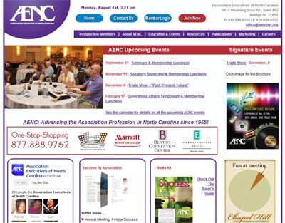 Website - www.aencnet.org