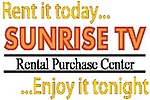 Sunrise TV Rental Purchase Center