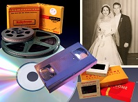 We transfer and preserve all of your valuable memories, no matter what media format they are on