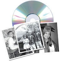 We scan an preserve your photos and negatives to archival DVD's and create custom Photo/Video Keepsakes for any special occasion.