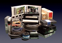We preserve and transfer all of your media to DVD