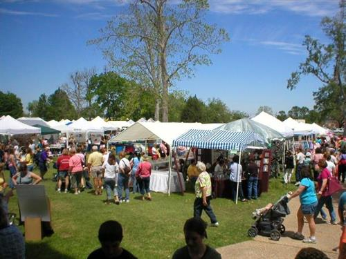 Semi-annual Southdown Marketplace Arts and Crafts Festival
