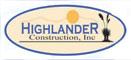 Highlander Construction, Inc.