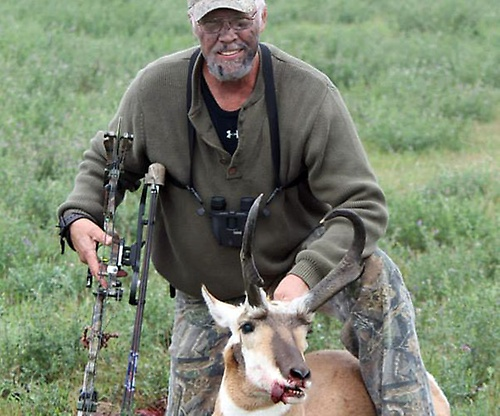 Archery Antelope