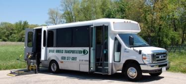 16 Passenger Bus