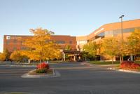 Hospital South Entrance