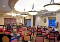 Lobby and Breakfast Area