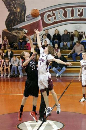 Griffin Athletics - Boys Basketball