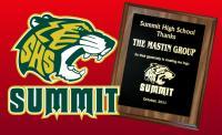 Summit High School Tiger Logo