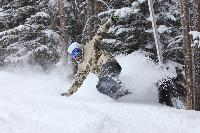 Powder day at Breckenridge Ski Resort