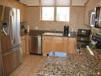 Kitchen - Unit 1508 B