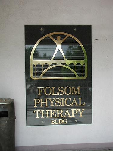 Revamped physical therapy office