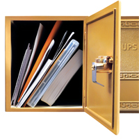 Mailboxes available!