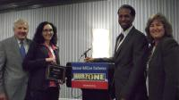 Rebecca R. Rubin Accepts 2012 ''Corporate Citizen of the Year'' Award from HUBZone Contractors National Council