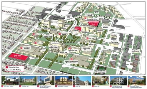 Bradley University | Schools   East Peoria Chamber of Commerce