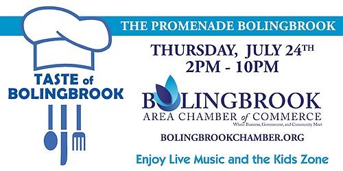 Taste of Bolingbrook at The Promenade Bolingbrook