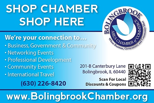Shop Chamber.  Shop Local.