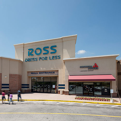 Ross Dress for Less and Georgia Power at North DeKalb Mall