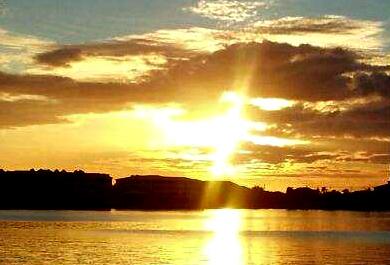 Beautiful sunset 12 6 12