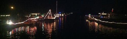 Lights Lights Everywhere