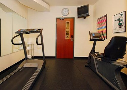 Kress Inn Fitness Room