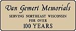 Van Gemert Memorials
