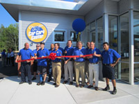 Chapel Hill Tire Car Care Center Ribbon Cutting