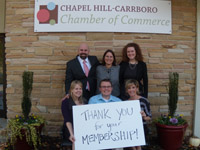Thank You for your Chamber Membership