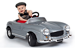 Ask us about auto insurance today!