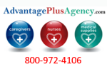 Advantage Plus Caregivers