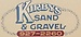 Kirby & Sons Inc Sand & Gravel