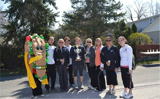 Corporate 5K Winners 2014