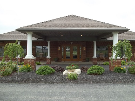 Front of Westbrook Assisted Living