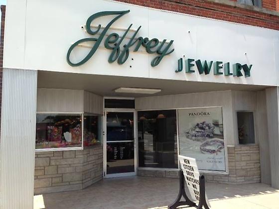 Jeffery Jewelry Upper Sandusky location