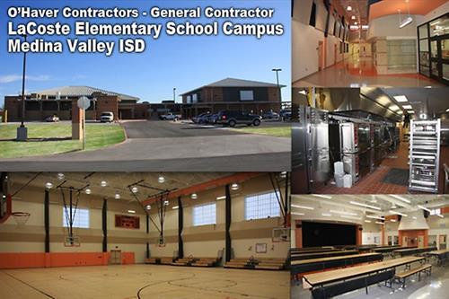 Medina Valley ISD - LaCoste Elementary School Campus