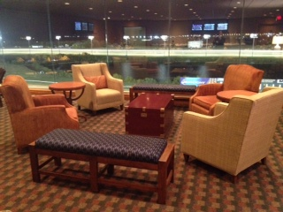 Turf & Field Club Lounge
