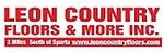 Leon Country Floors and More Inc.