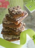 Sweet Almond Toffee