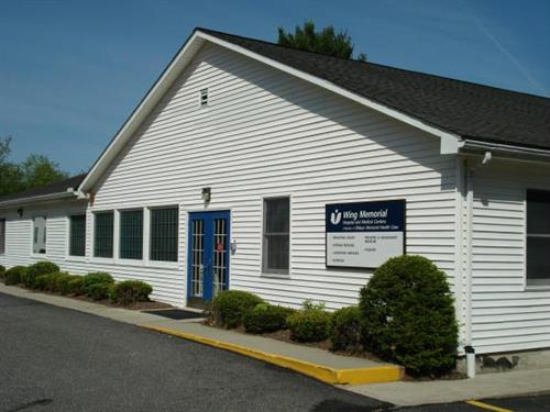 Wing Medical Center in Monson