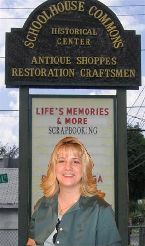 Life's Memories & More . . . providing a personalized touch for your life's memories.
