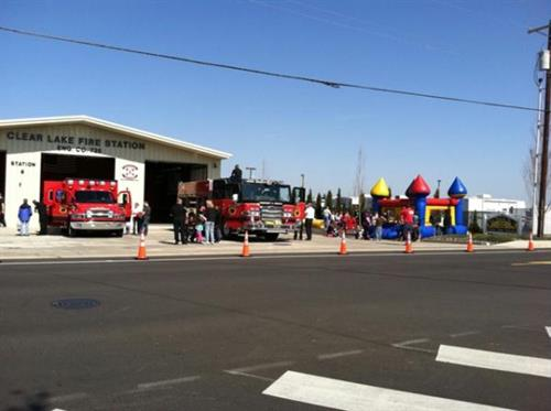 Clearlake Station Open House