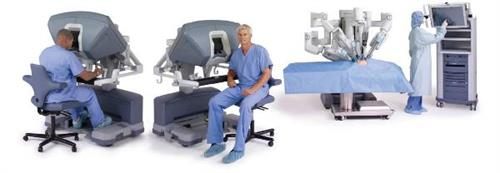 Da Vinci, robotic surgery